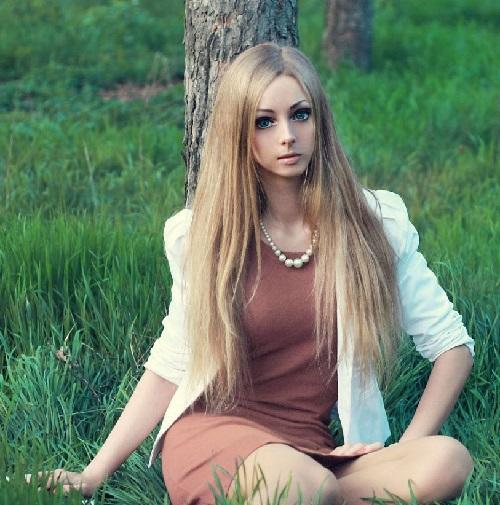 Barbie doll Alina Kovalevskaya