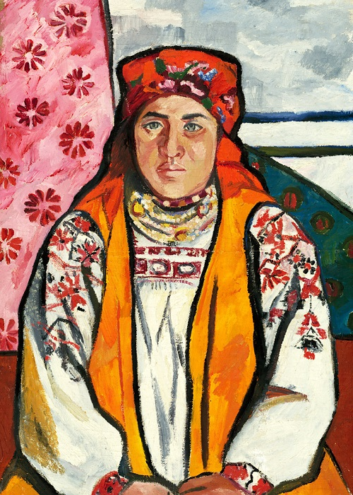 Natalia Goncharova Between East and West