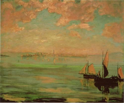 Artist Sir Winston Churchill