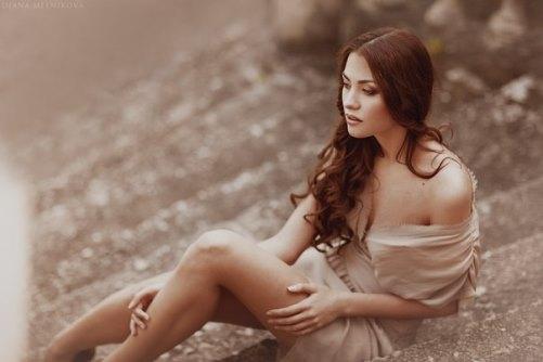 Beauty by Russian photographer Diana Melnikova