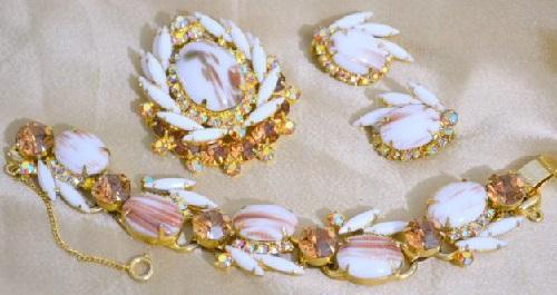 De Lizza & Elster jewelry