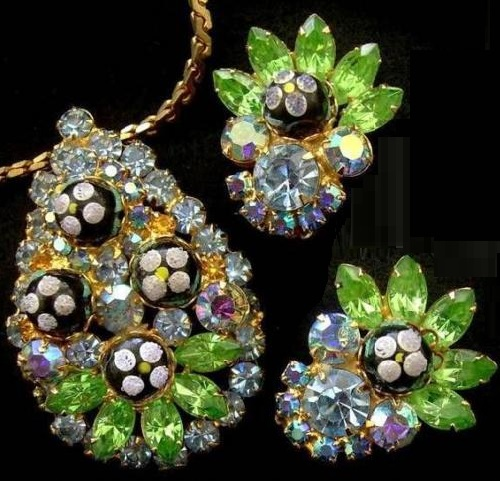 De Lizza & Elster costume jewelry