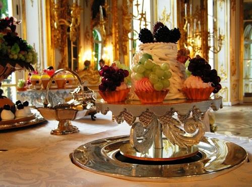 Cake wizard Aldis Brichevs