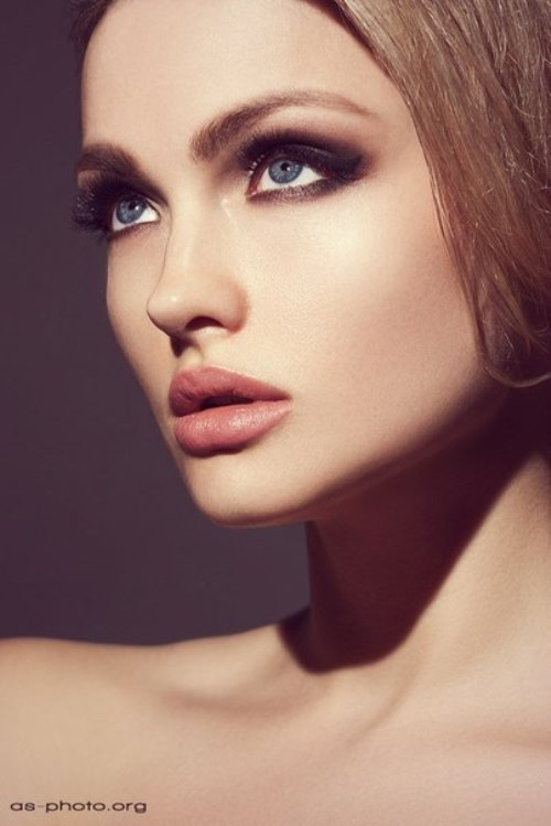 Beautiful Russian model Ekaterina Koba