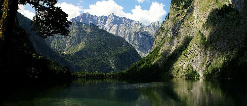 Koenigssee Obersee