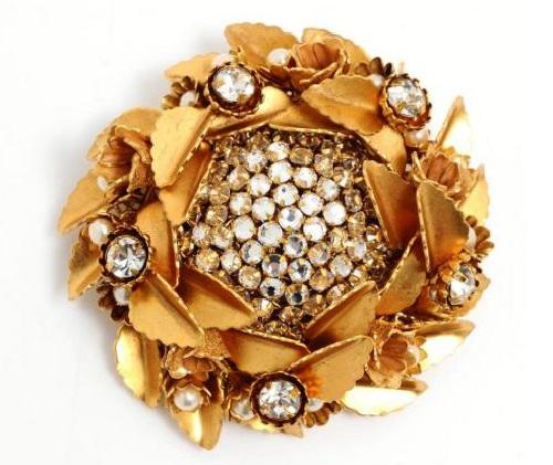 Miriam Haskell jewelry