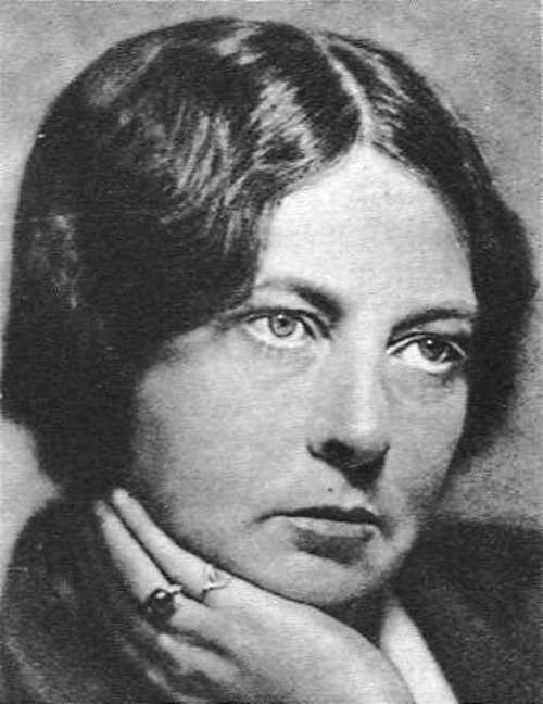 Norwegian writer Sigrid Undset