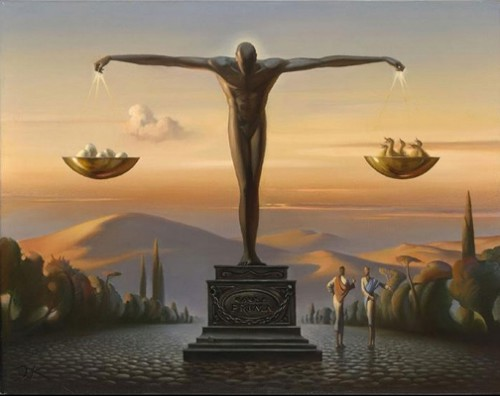 Surreal artist jeweler Vladimir Kush