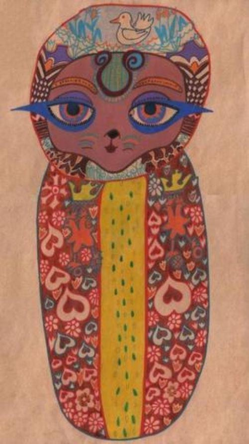 Extraordinary artist Alexandra Putrya