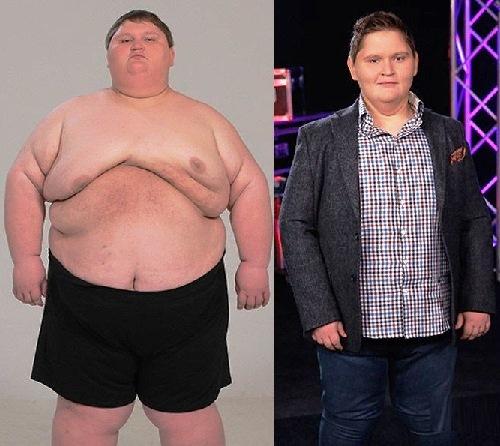 How Ukrainians lose weight