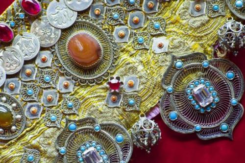 Russian jeweler Ilgiz Fazulzyanov