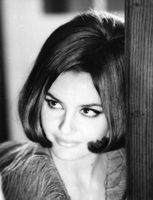 Italian actress Rossana Podesta (20 June 1934 – 10 December 2013)