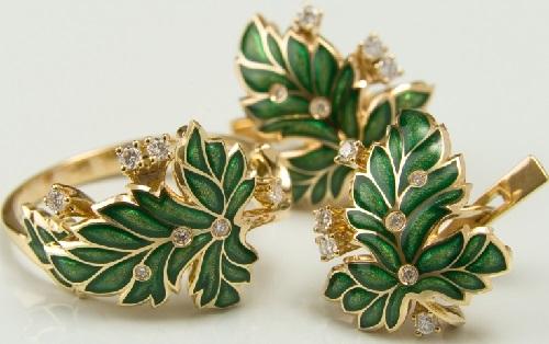 Russian artist jeweler Alexander Shatokhin