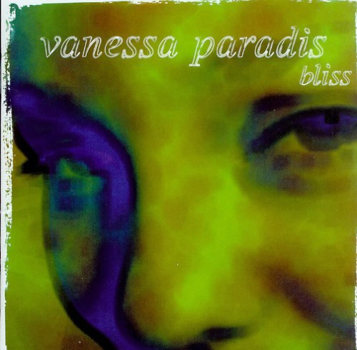 Vanessa Paradis. CD cover art for Bliss, released November 7, 2000
