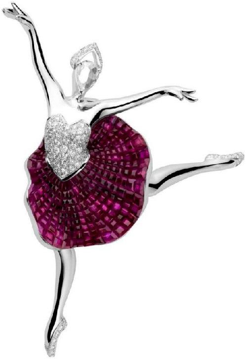 Van Clef & Arpels ballet story