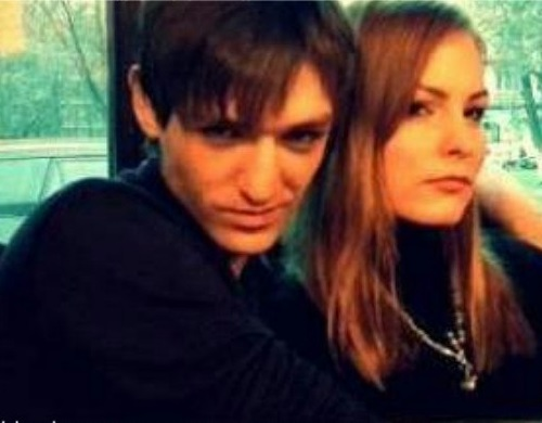 Marilyn Kerro and Alexander Sheps
