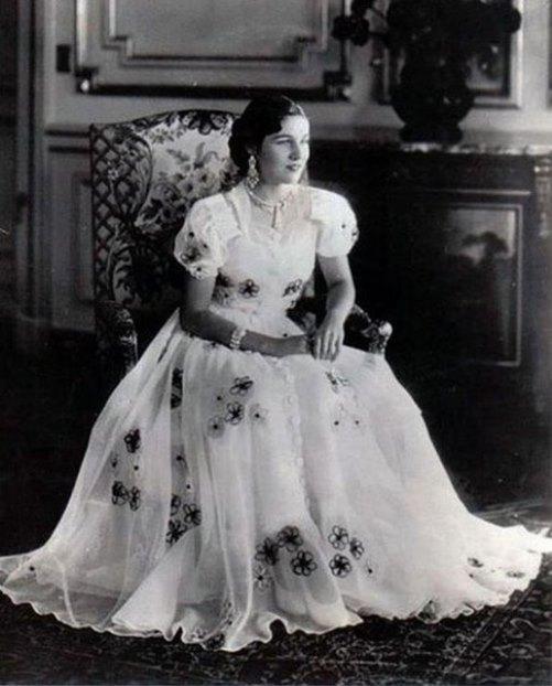 Princess Fawzia Fuad