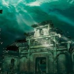 Chinese Atlantis underwater Lion City Shi Cheng