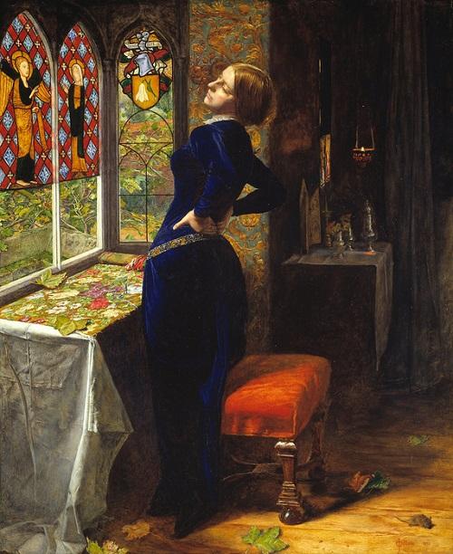 Pre-Raphaelites English phenomenon