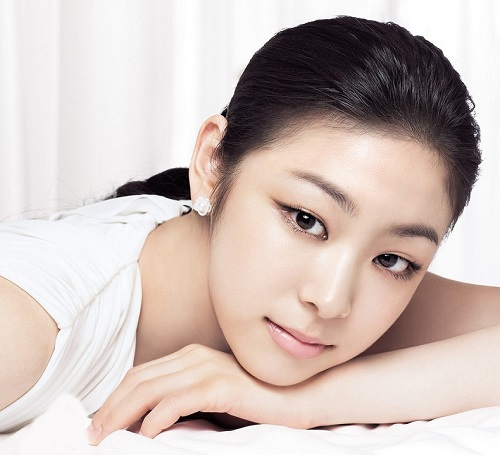 South Korean figure skater Kim Yuna