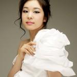 South Korean figure skater Kim Yuna