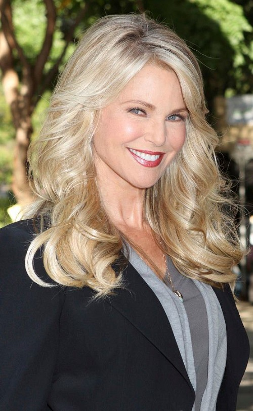 American beauty Christie Brinkley