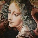 Classic paintings embroidery masterpieces