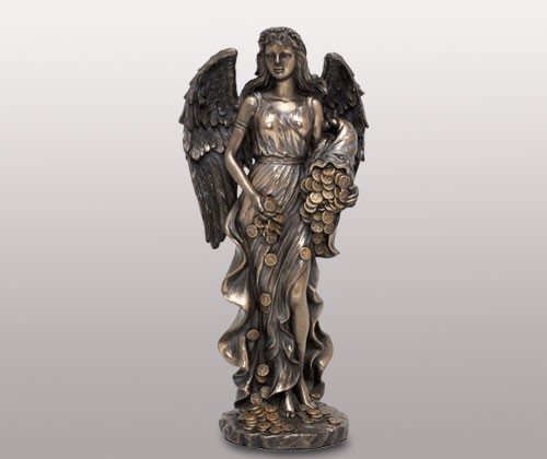 Roman Goddess of luck Fortuna