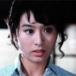 Japanese actress of Soviet cinema Komaki Kurihara