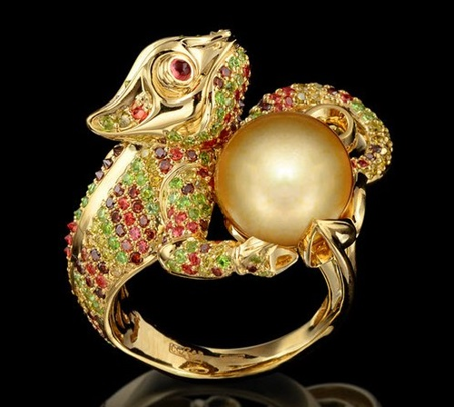 Animal world of Russian jewelry house Master Exclusive