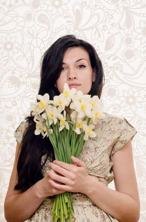 Russian artist Yulia Selina
