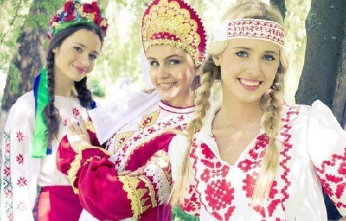 Three Slavic sisters