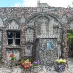 Mosaic Picassiette House by Raymond Isidore