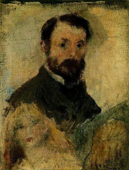 Pierre-Auguste Renoir (Ideal of beauty for Renoir)