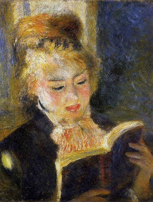 Ideal of beauty for Renoir