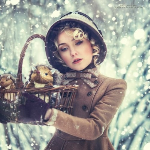 Beautiful fantasy by Margarita Kareva