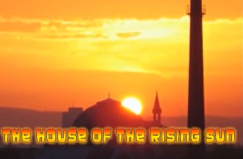 Legendary House of the Rising Sun