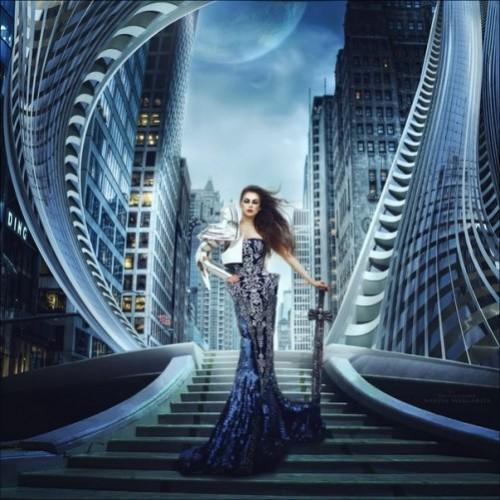 Beautiful fantasy by Margarita Kareva