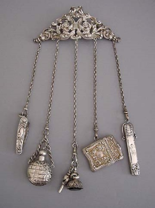 Chatelaine Jewelry