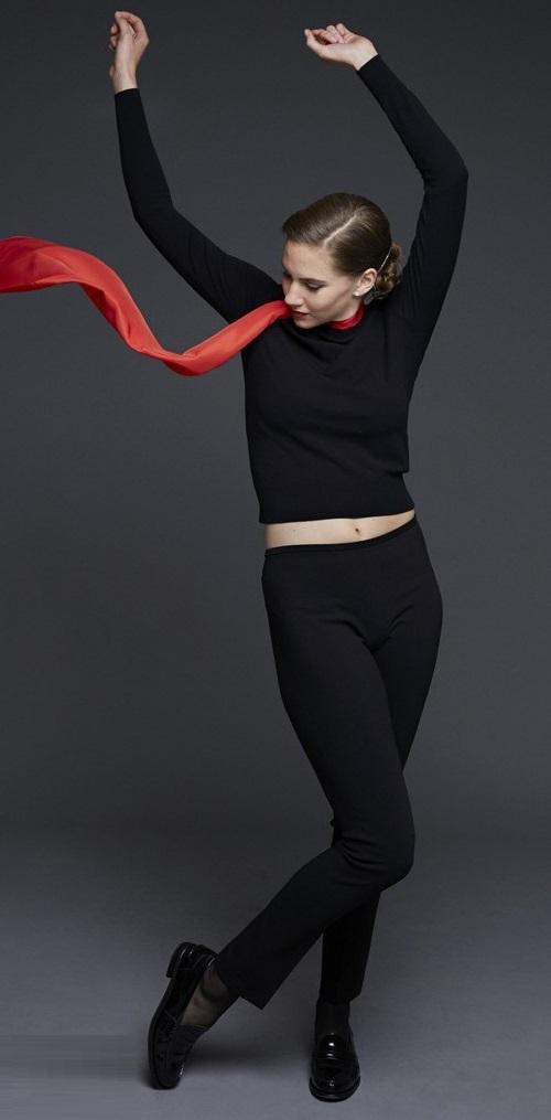 Emma Ferrer September Harpers Bazaar