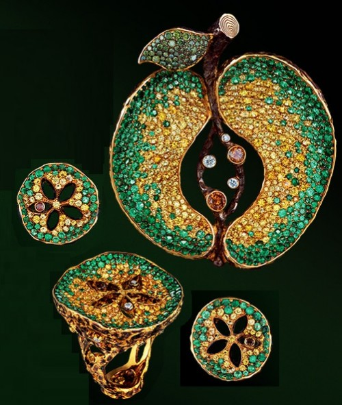 Beauty and Art of Jewellery Theatre
