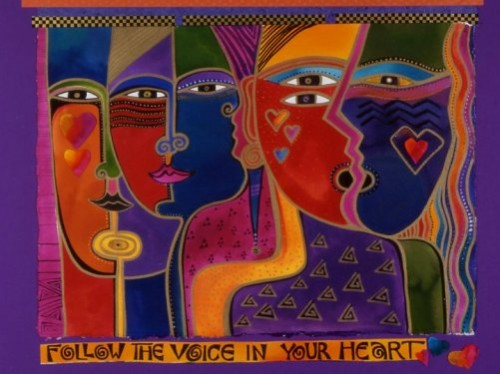 Beautiful jeweler and artist Laurel Burch