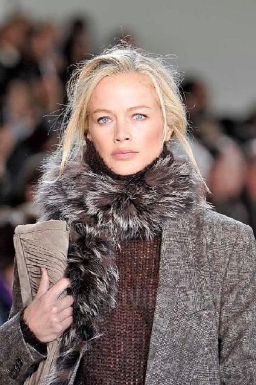 American top model Carolyn Murphy