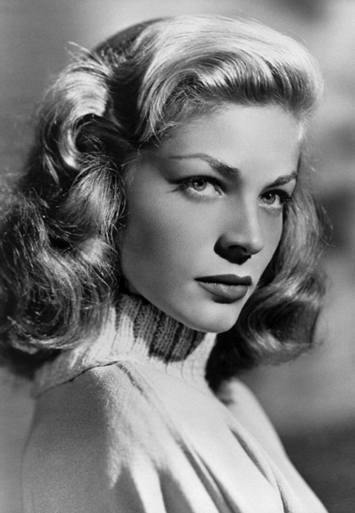 Lauren Bacall. Beautiful Jewish women