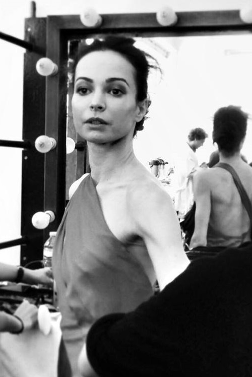 Beauty motion Diana Vishneva
