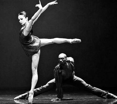 Beauty motion Diana Vishneva