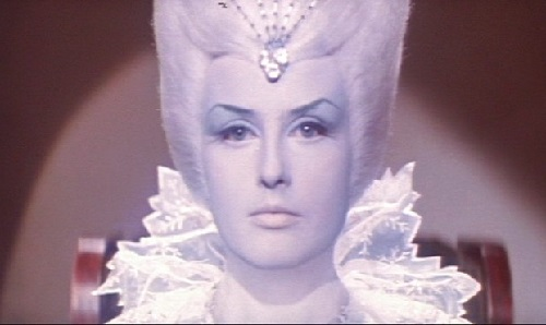 Snow Queen inspiration