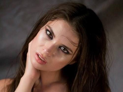 2014 Most Beautiful Women. Anastasia Trusova photo www.peoples.ru