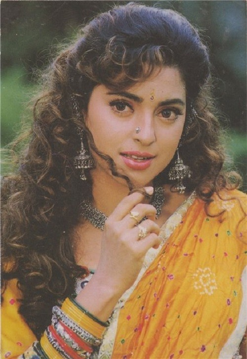 Most beautiful Bollywood actresses. Juhi Chawla