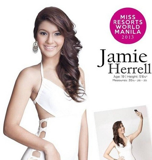 2014 Most Beautiful Women. Miss Earth 2014 Jamie Herrell